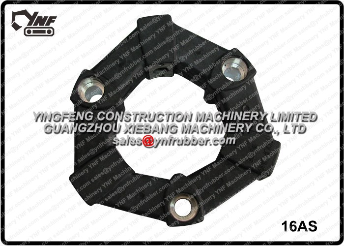 Excavator Parts 16AS Coupling