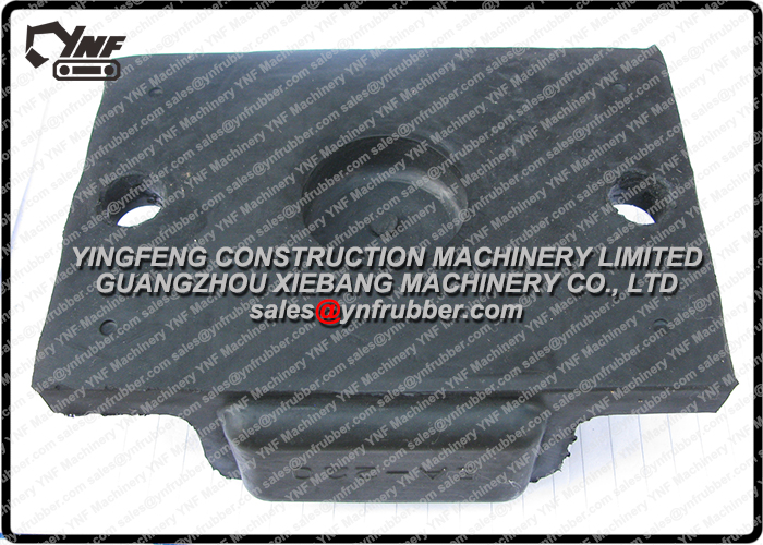 Front Rubber Engine Mount for Liugong CLG220-5 Excavator