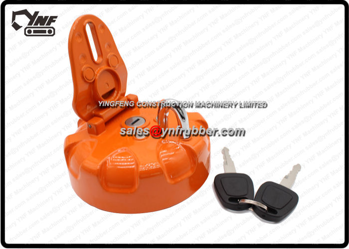 YNF02205 Fuel Cap for DH Deawoo Doosan Excavators Good Quality