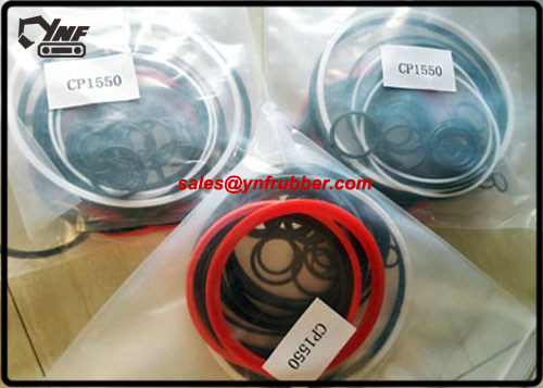 Soosan Hydraulic Hammer SB131 Breaker Seal Kit