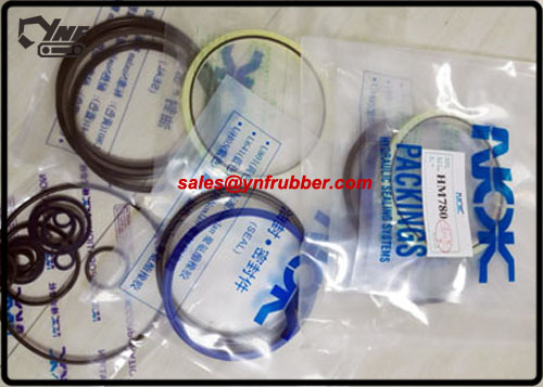 Soosan Hydraulic Breaker SB100 Hammer Seal Kit