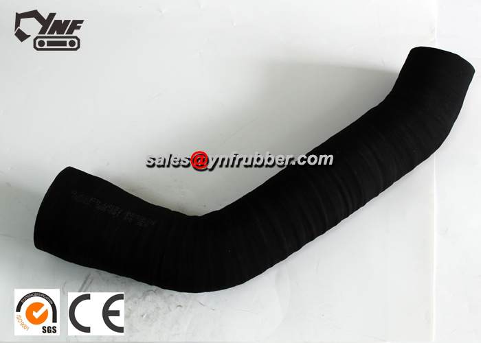 VOE14585891 Rubber Air Inlet Hose Intake Hose for Volvo Excavator EC210B